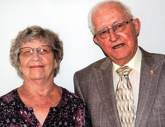 June and Jack Umbaugh