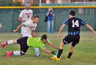 Wildcats rally to tie St. Marys