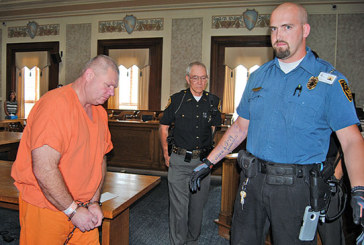Castle gets 8 years in prison for two rape convictions