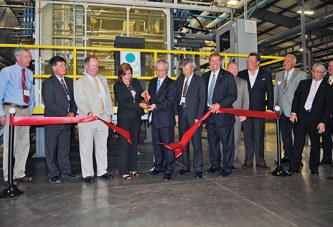 Sekisui celebrates opening of Kenton plant