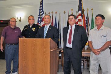 County officials urge 'no' vote on amendment to legalize pot