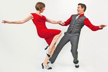 Dancing duo to return to Marion