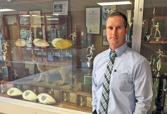 Support of family, faculty and former teachers leads Jones to KHS post