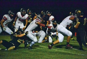Bellefontaine rallies late to get past Ben Logan 41-26