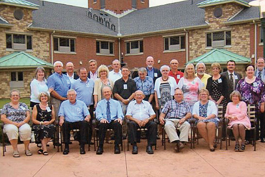 45th reunion featured