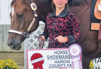Horse owners corral awards