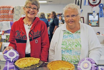 Pie contest brings smiles for many