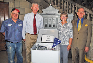 Courthouse time capsule to feature items from 1913 and 2015