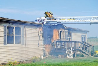 Rural Dola family loses everything in Sunday fire