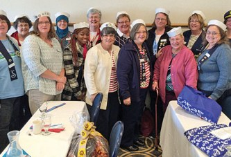 Soroptimist districts gather