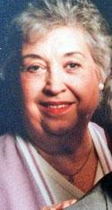 Betty Marie (Patton) St. Clair