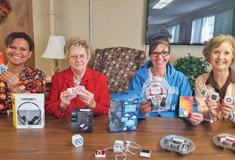 Donation of iPods