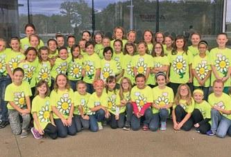 Ben Logan girls participate in hands-on STEM activities