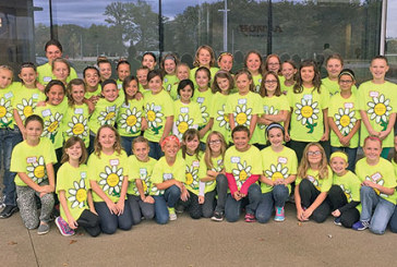 Ben Logan girls participate in hands-on STEM activities