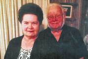 Couple celebrates 60th