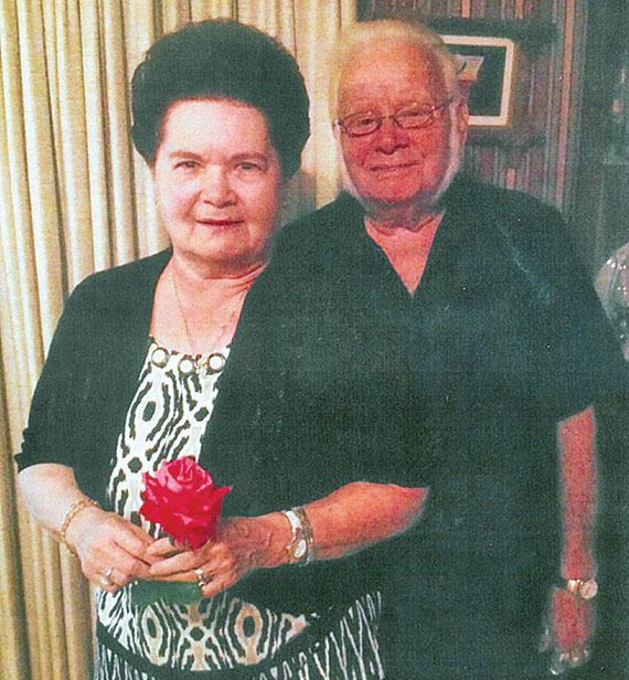 John and Norma Sieg