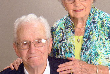 Couple celebrates 65th