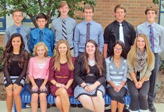R'dale homecoming court