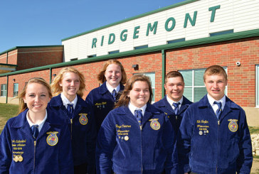Ridgemont FFA in hunt for more national and individual awards