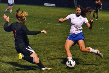 Falcons dominate possession in 3-0 district semifinal victory