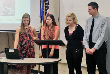 Hi-Point board hears student report on Science Camp