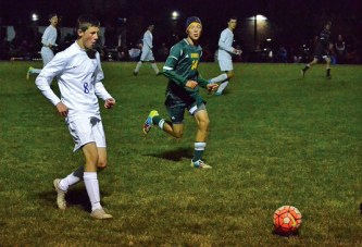 Falcons play well in 2-1 victory