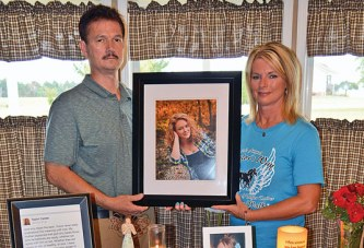 Taylor's Way helps couple keep their daughter's memory alive