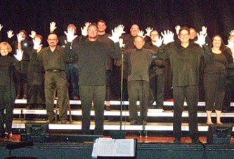 Society Singers to present fall show