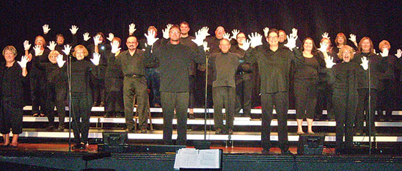 The Hardin County Sociery Singers