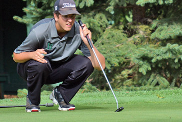 Mouser wins medalist honors at sectional meet, advances