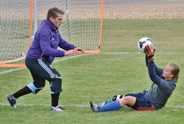Falcons ready for rematch with L-B in district soccer final