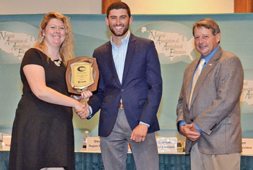 Hi-Point at KHS agricultural educator gets national honor