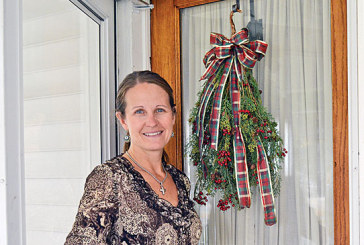 Historic Ada home part of Candy Cane Tour