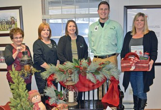 Alliance to sponsor annual Christmas basket auction with 29 colorful entries