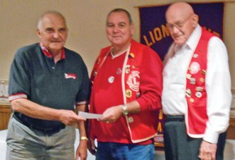 Kenton Lions establish Carl Lotz Scholarship