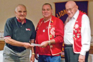 Kenton Lions establish Carl Lotz Scholarship