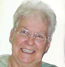 Gertrude Casper