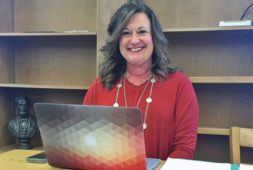 KCS psychologist enjoys getting to be in the classroom