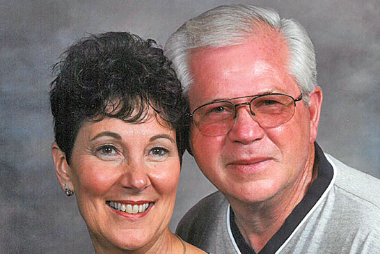 Jack and Shirley Stauffer featured