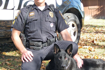 Ada welcomes new K9 officer