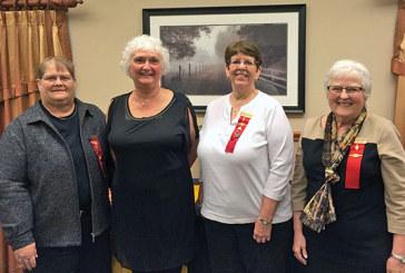 Appalachian author speaks at Kappa/Lambda meeting