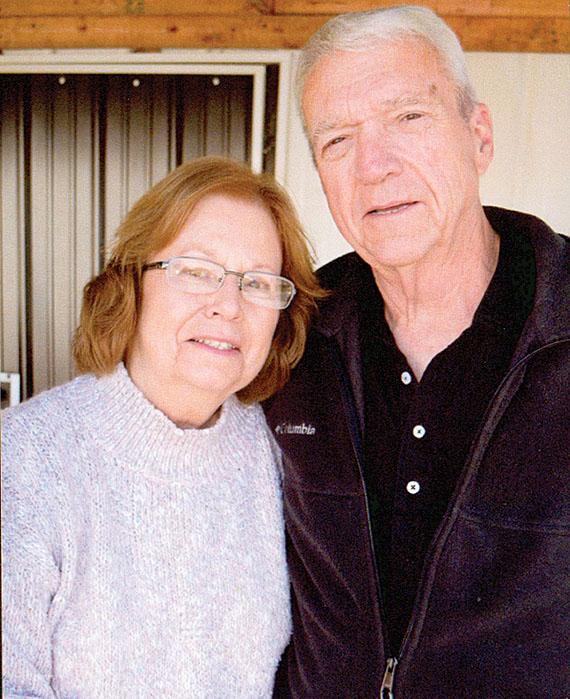 Phyllis and Eddie Perkins