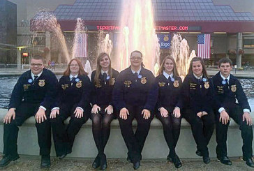 R'dale FFA attends convention