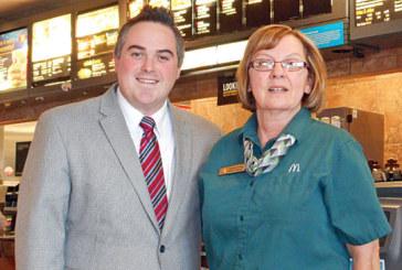 Kenton McDonald's is latest part of Lewis family dynasty