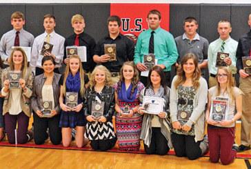 USV special awards