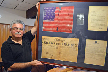 Flag given to Kenton soldier made it through two wars before finding its way home
