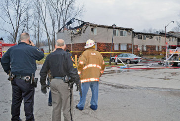 Fire at Scioto Village Apartments voted top story of 2015