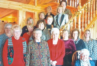 Culture Club members gather for Christmas party