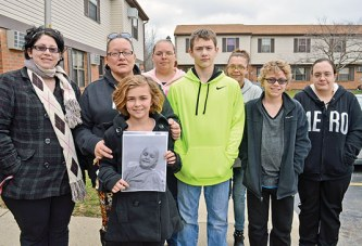 Community comes to aid of Kenton boy battling leukemia