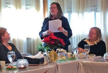 Kappa gathers for Christmas luncheon